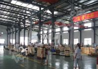 生产中的三明scb10干式变压器