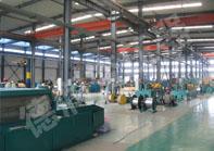 三明s11油浸式变压器生产线